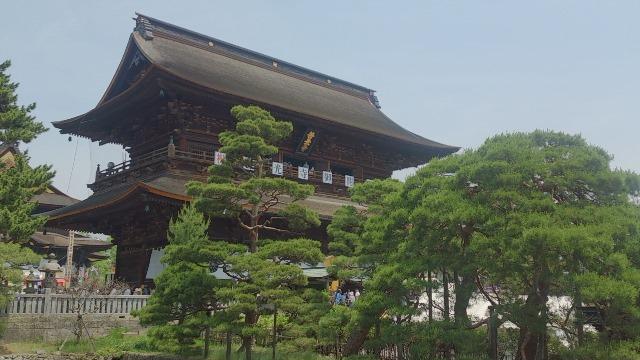 長野市二往復の休日