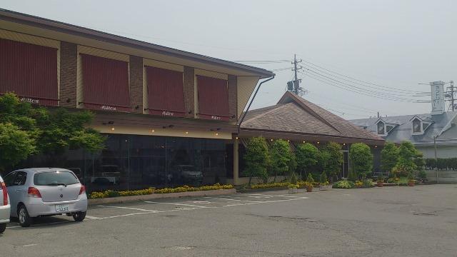 長野市 レストランヒルトン