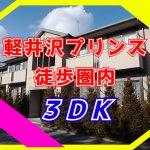 軽井沢 ハピネス軽井沢3DK